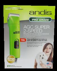 MAQUINA DE TOSA ANDIS AGC SUPER 2 SPEED