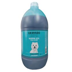 SHAMPOO AZUL CLAREADOR GRANADO PET 5L